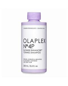 Olaplex No.4P Blonde Toning Shampoo 8.5oz